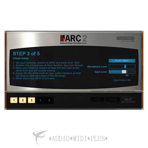Ik multimedia arc system 2 microphone