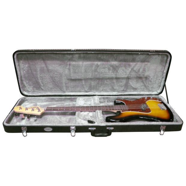 chromacast bass guitar hard case reverb. Black Bedroom Furniture Sets. Home Design Ideas