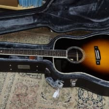 Eastman E40D-SB Sunburst Traditional Series Dreadnought (SN: 13655034) image