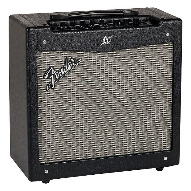 fender mustang ii v 2 guitar combo amplifier 40 watts reverb. Black Bedroom Furniture Sets. Home Design Ideas