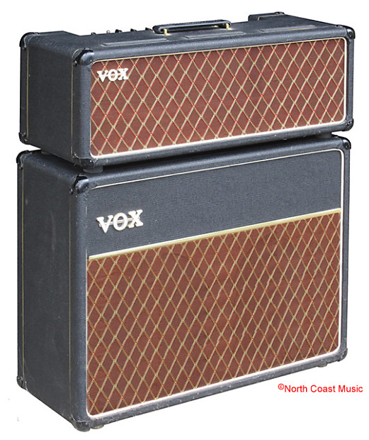 vox ac 30 amp head and cabinet reverb. Black Bedroom Furniture Sets. Home Design Ideas