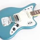 1968 Fender Jaguar Custom Color Lake Placid Blue w/case - All Original - image