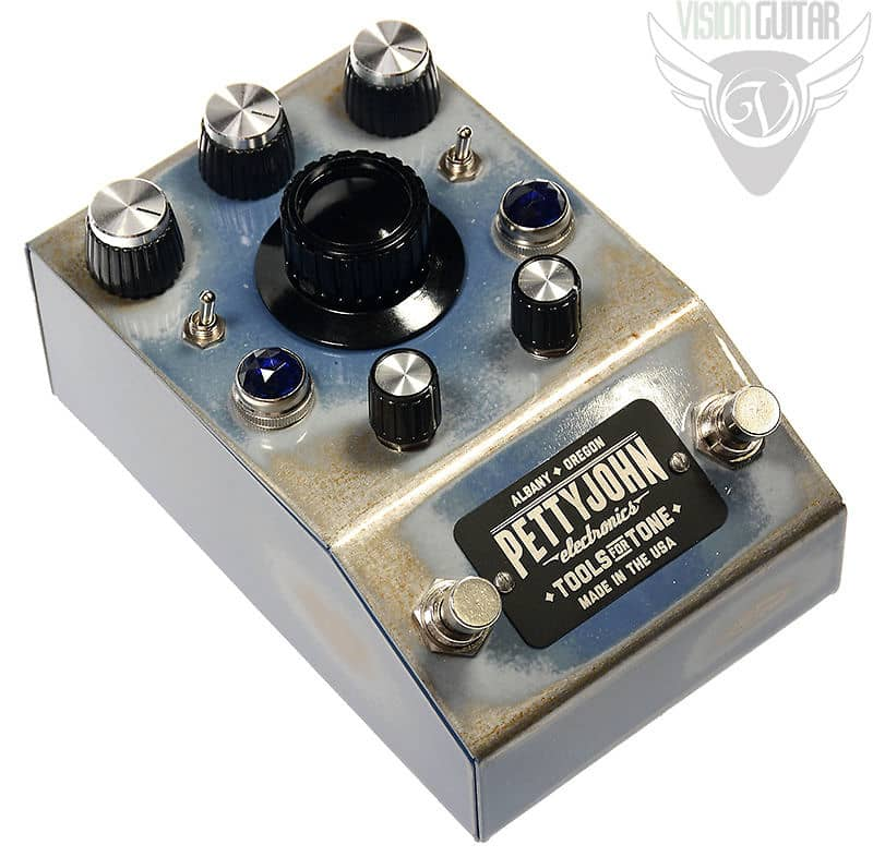 new pettyjohn electronics handwired predrive pedal studio reverb. Black Bedroom Furniture Sets. Home Design Ideas
