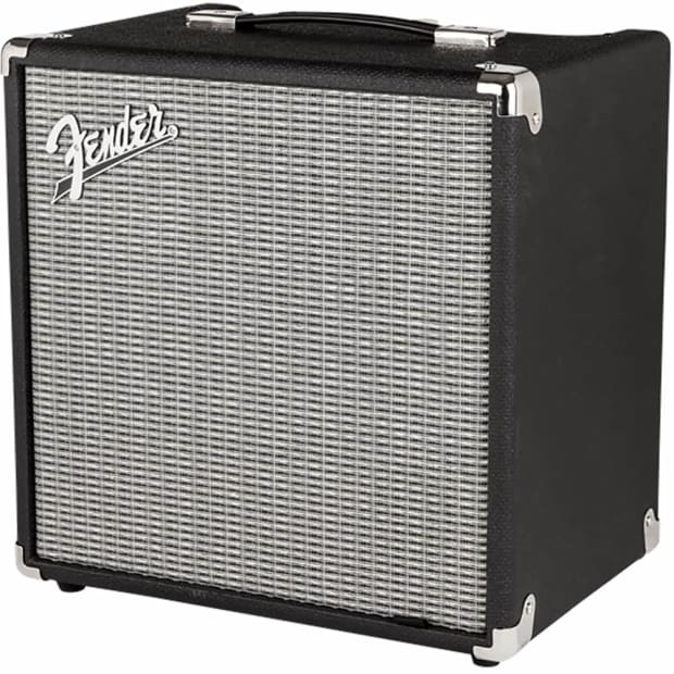 fender rumble 25 v3 25w 1x8 lightweight bass guitar combo reverb. Black Bedroom Furniture Sets. Home Design Ideas