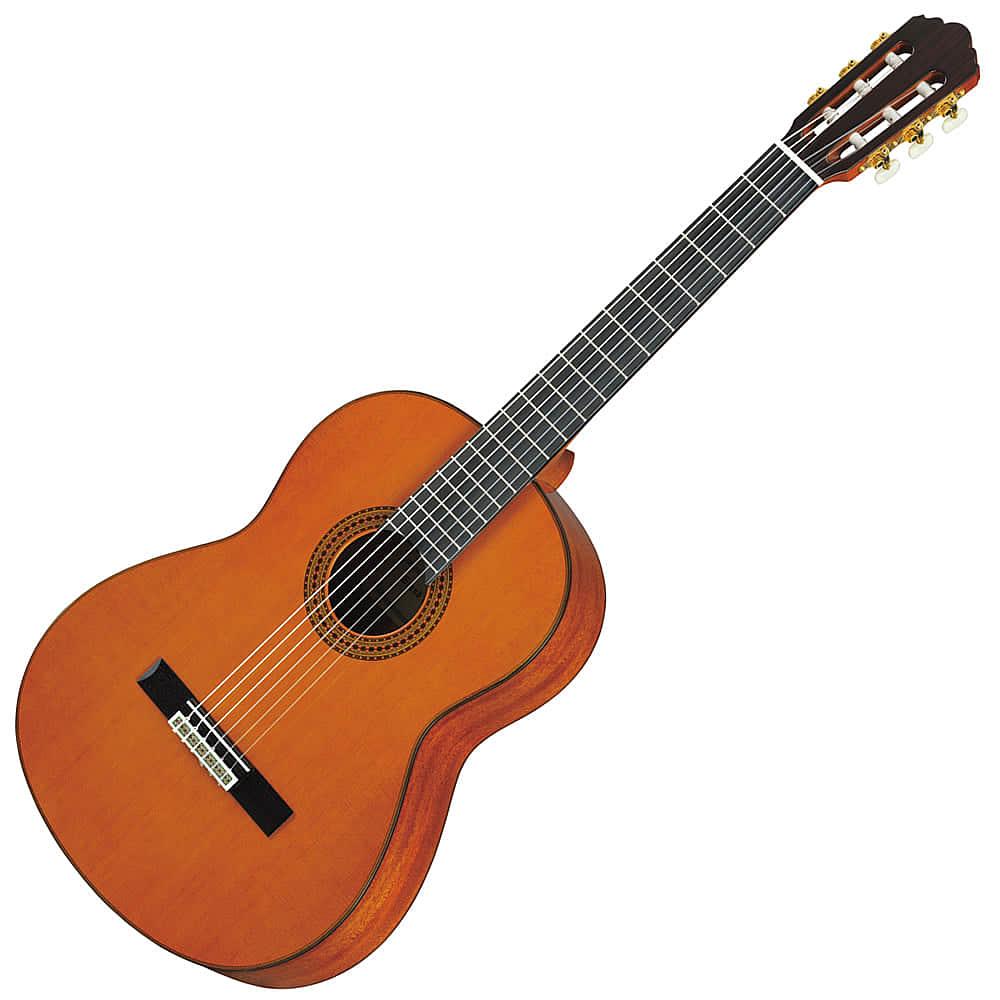 yamaha gc12c nylon string classical guitar cedar top reverb. Black Bedroom Furniture Sets. Home Design Ideas