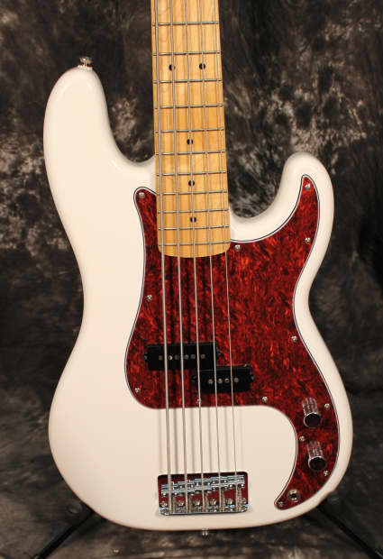 2016 squier vintage modified precision 5 string electric bass reverb. Black Bedroom Furniture Sets. Home Design Ideas