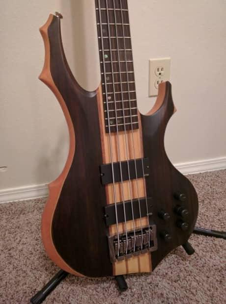 Esp Bass Pickups : esp ltd f 5e bass with upgraded emg pickups emg preamp and reverb ~ Vivirlamusica.com Haus und Dekorationen