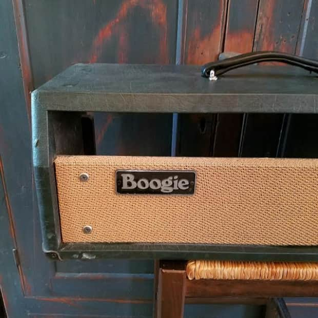 mesa boogie amp head cabinet empty reverb. Black Bedroom Furniture Sets. Home Design Ideas