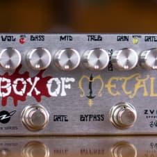 ZVex Box of Metal USA Vexter Distortion image