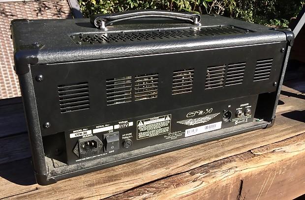 ashdown ctm 30 all tube bass amplifier head 2015 black tolex reverb. Black Bedroom Furniture Sets. Home Design Ideas