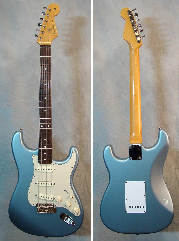 1962 Fender Stratocaster Reissue : fender 1962 reissue strat reverb ~ Vivirlamusica.com Haus und Dekorationen