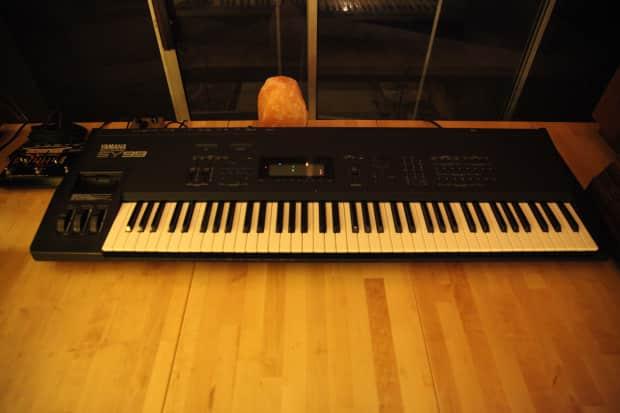 Yamaha sy99 advanced fm synthesizer reverb for Yamaha mx61 specs