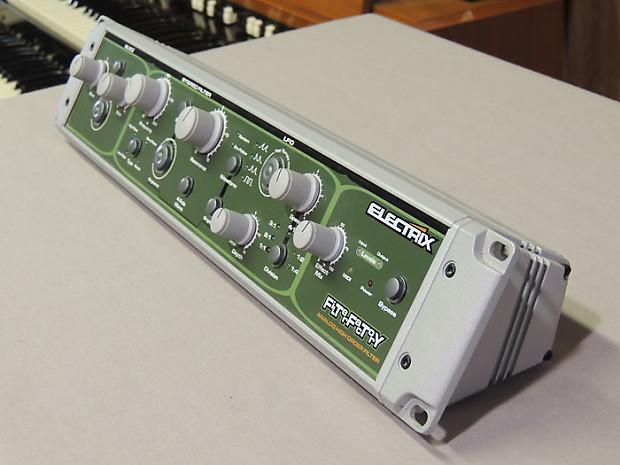 electrix filter factory analog filter