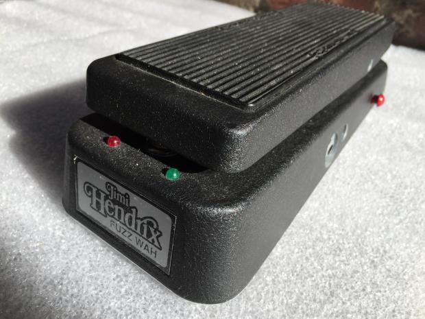 Dunlop Jh 1fw Jimi Hendrix Fuzz Wah Reverb