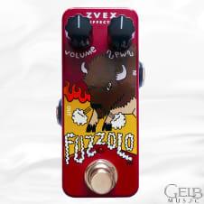 Zvex Fuzzolo Silicon Fuzz Guitar and Bass Effect Pedal - FUZZOLO image