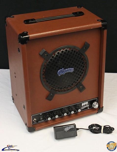pignose hog 30 bass keyboard guitar amplifier 30w 8 reverb. Black Bedroom Furniture Sets. Home Design Ideas
