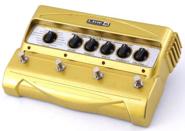 line 6 dm4 distortion modeler guitar effects pedal pd 1581 reverb. Black Bedroom Furniture Sets. Home Design Ideas