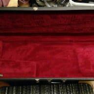Fender Precision, Jazz Bass Case 1960's Black Tolex