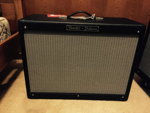 fender rod deluxe 1x12 cabinet extension 2015 black reverb