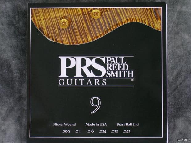 Prs Guitar String Gauge : new prs 9 42 gauge set electric guitar 6 strings custom se ce reverb ~ Hamham.info Haus und Dekorationen