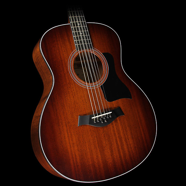 taylor 326e baritone 8 ltd acoustic electric guitar shaded reverb. Black Bedroom Furniture Sets. Home Design Ideas