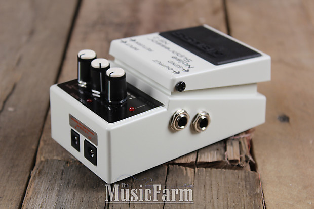 boss ns 2 noise suppressor electric guitar effects pedal new reverb. Black Bedroom Furniture Sets. Home Design Ideas