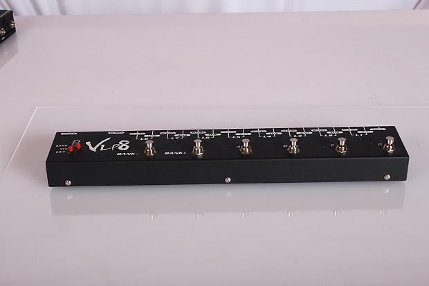 vitoos vlp8 8 channel programmable looper pedal switcher reverb. Black Bedroom Furniture Sets. Home Design Ideas