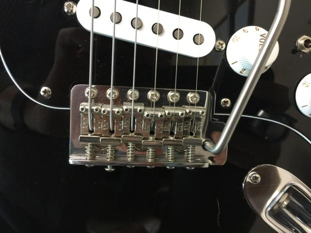 Custom David Gilmour Blackie Replica Fender Stratocaster
