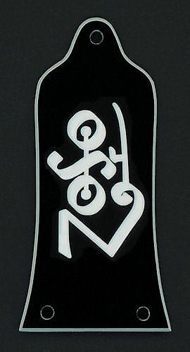 Guitar Truss Rod Cover - Custom Engraved