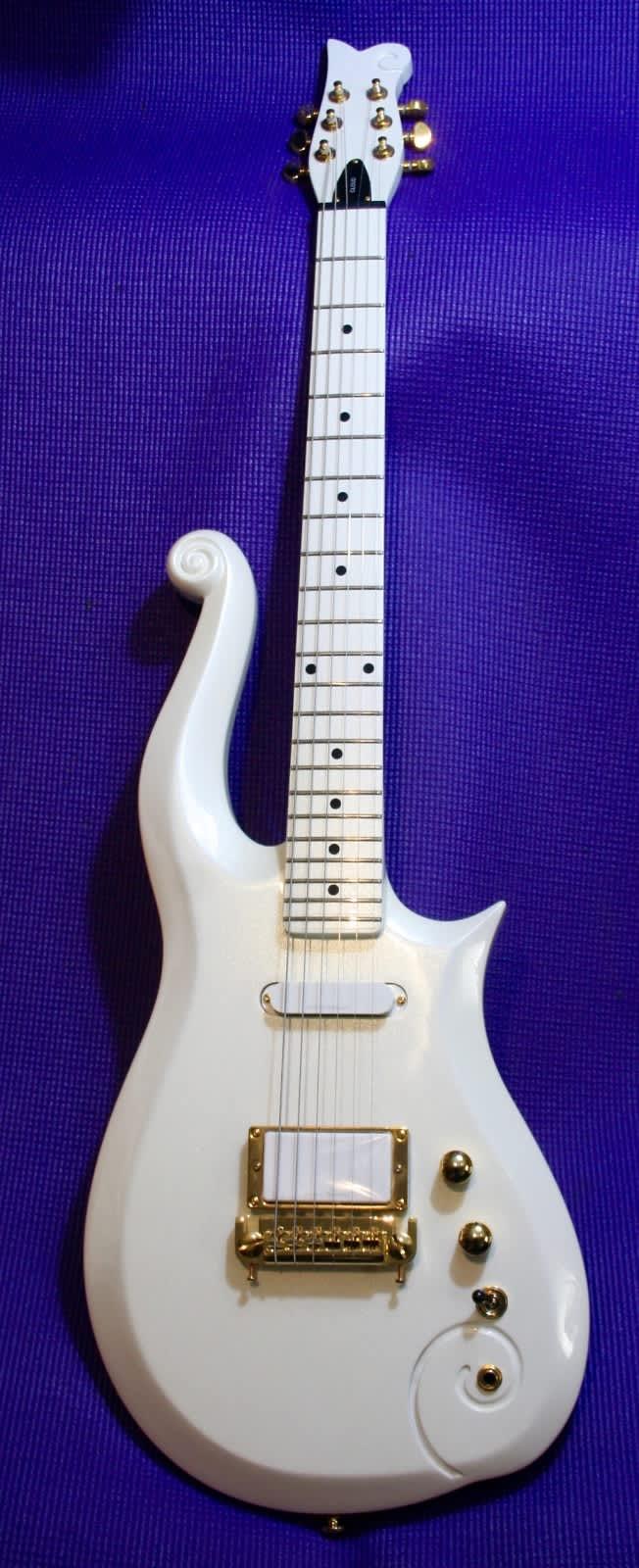 Prince purple rain cloud guitar