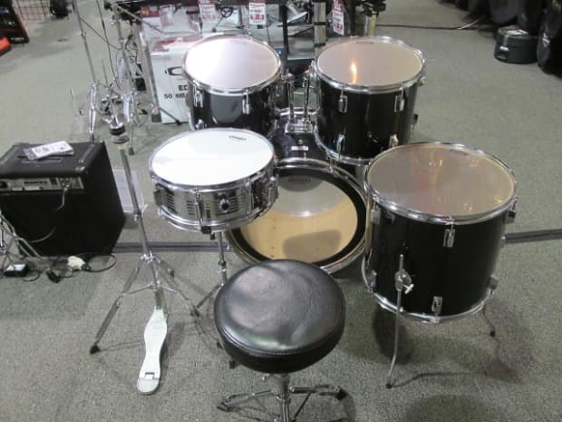 groove percussion 5 piece reverb. Black Bedroom Furniture Sets. Home Design Ideas
