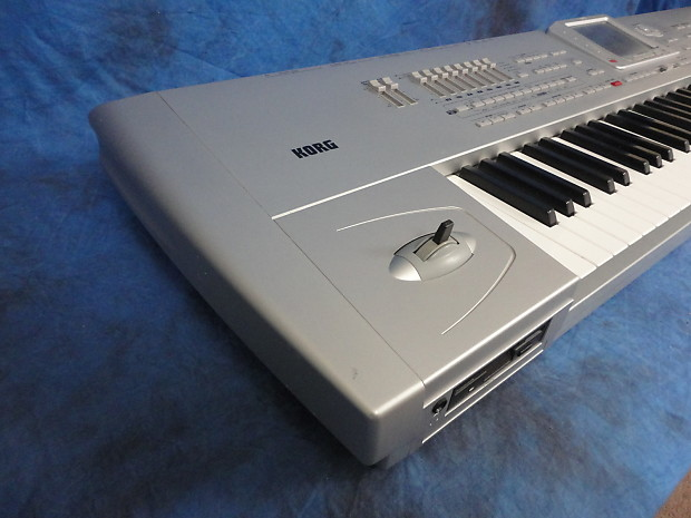 Korg pa1x Pro Manual download