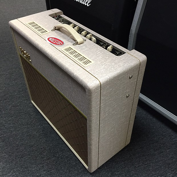 Vox Ac15hw1x Handwired 15 7 5w 1x12 Quot Guitar Combo Amp Reverb