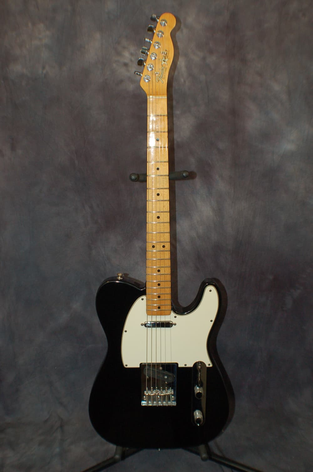 Fender guitars made from to