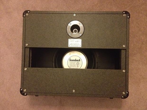 marshall 1x12 jtm c12 external speaker cabinet jtmc12 empty reverb. Black Bedroom Furniture Sets. Home Design Ideas