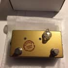 Lovepedal Tchula Boost 2016 Gold image
