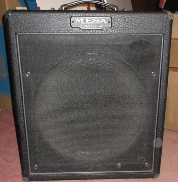 mesa boogie walkabout scout convertible 1x15 bass combo amp reverb. Black Bedroom Furniture Sets. Home Design Ideas