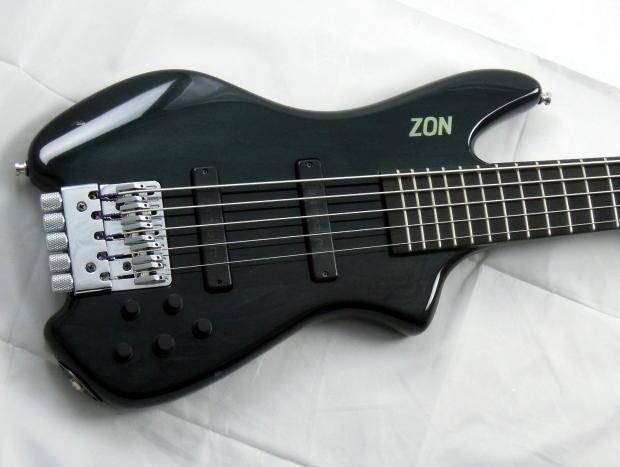 zon vb5 vinny 5 string custom headless bass composite reverb. Black Bedroom Furniture Sets. Home Design Ideas