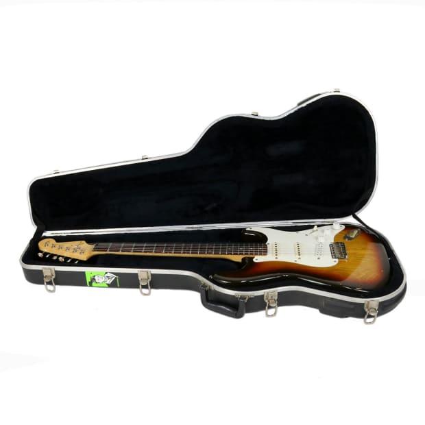 Vintage Fender Stratocaster Parts 63