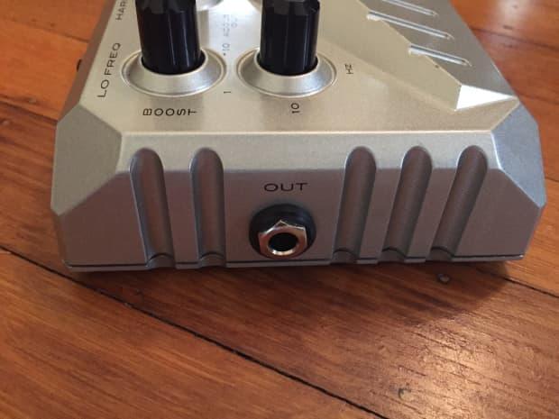 aphex xciter aural exciter big bottom pedal for guitar reverb. Black Bedroom Furniture Sets. Home Design Ideas