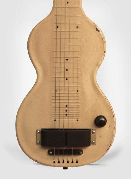 rickenbacker model 59 lap steel electric with matching amplifier guitar 1938 ser e 1087 no. Black Bedroom Furniture Sets. Home Design Ideas