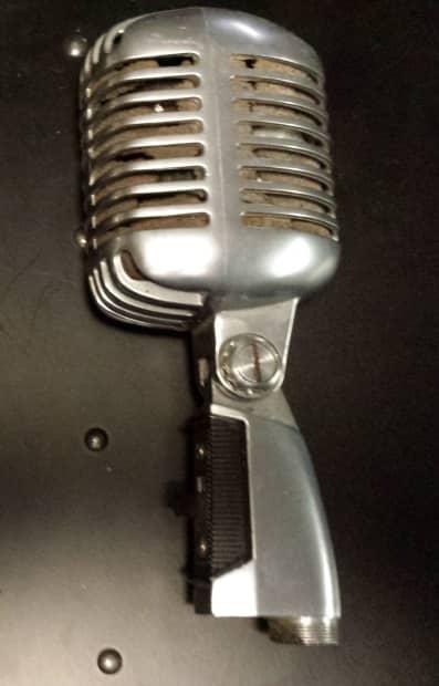 Jm Auto Sales >> Shure 55SW 1960's Microphone | Reverb
