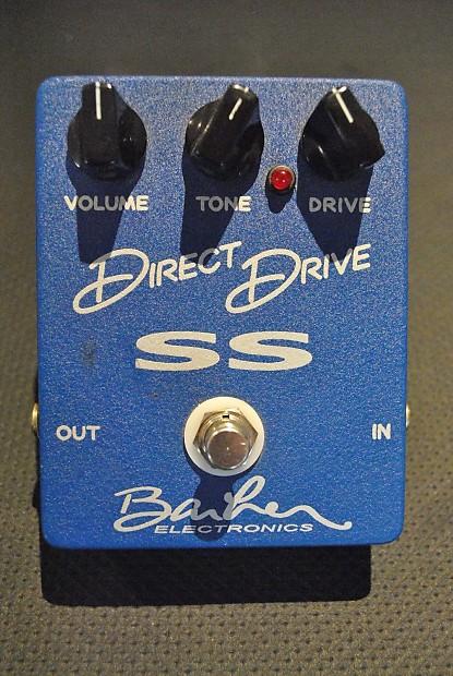 Barber Direct Drive : BARBER DIRECT DRIVE SS SUPER SPORT Reverb