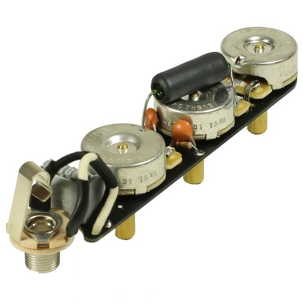 obsidianwire solderless deluxe upgrade wiring harness for ... standard jazz bass wiring diagram