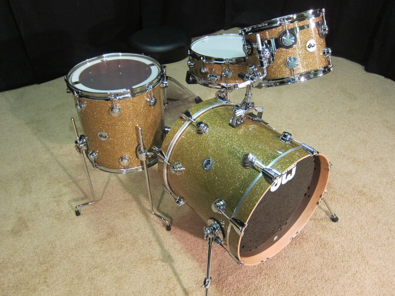 20th anniversary sale used dw drums collector 39 s reverb. Black Bedroom Furniture Sets. Home Design Ideas