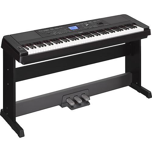 Yamaha Dgx   Key Digital Grand Piano