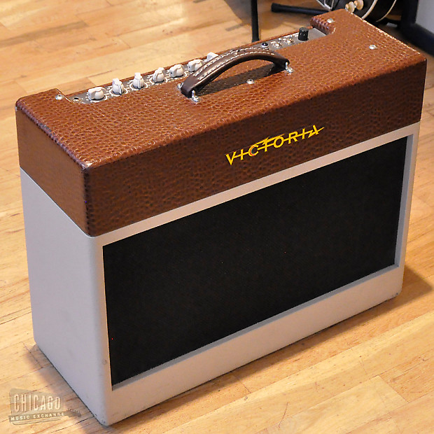 victoria golden melody 2x12 combo used reverb