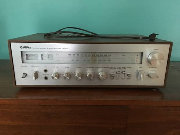 Yamaha cr 800 receiver vintage reverb for Yamaha receiver accessories