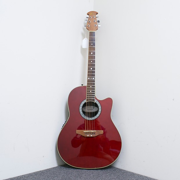 Ovation Celebrity GC 057 Demo Review - YouTube
