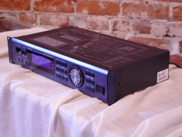 roland integra 7 supernatural sound module demo reverb. Black Bedroom Furniture Sets. Home Design Ideas